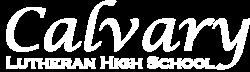 Calvary Lutheran High School Logo